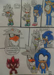 Sonic's chest fur?