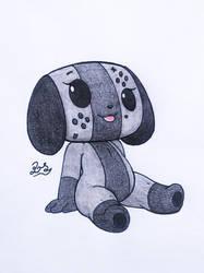 Nintendo Switch the doggo