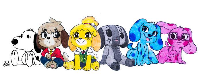 My favorite doggos