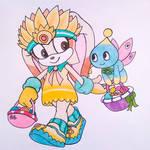 Cream's Budding Easter by PilloTheStar
