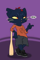 Mae in May by PilloTheStar