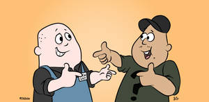Soos and New Guy 2020