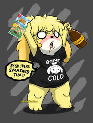 BONE COLD Isabelle
