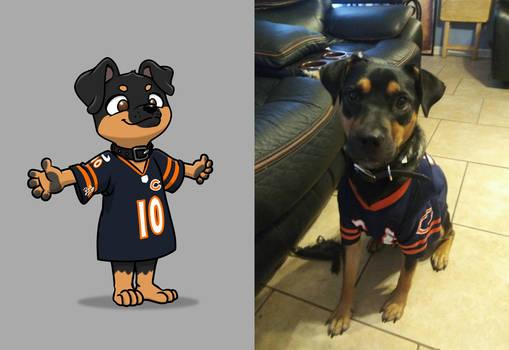 Jersy Doggo (commission)