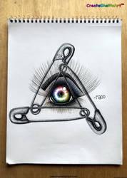 [SECRET] by CreateGhettoArt