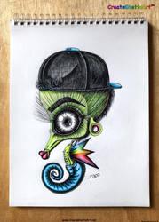 [sea-HOEs] by CreateGhettoArt