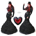 Queen of Hearts | stock