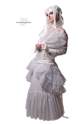 Bride | stock by Labecula