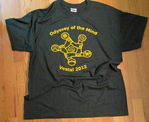 Odyssey of the Mind Shirt