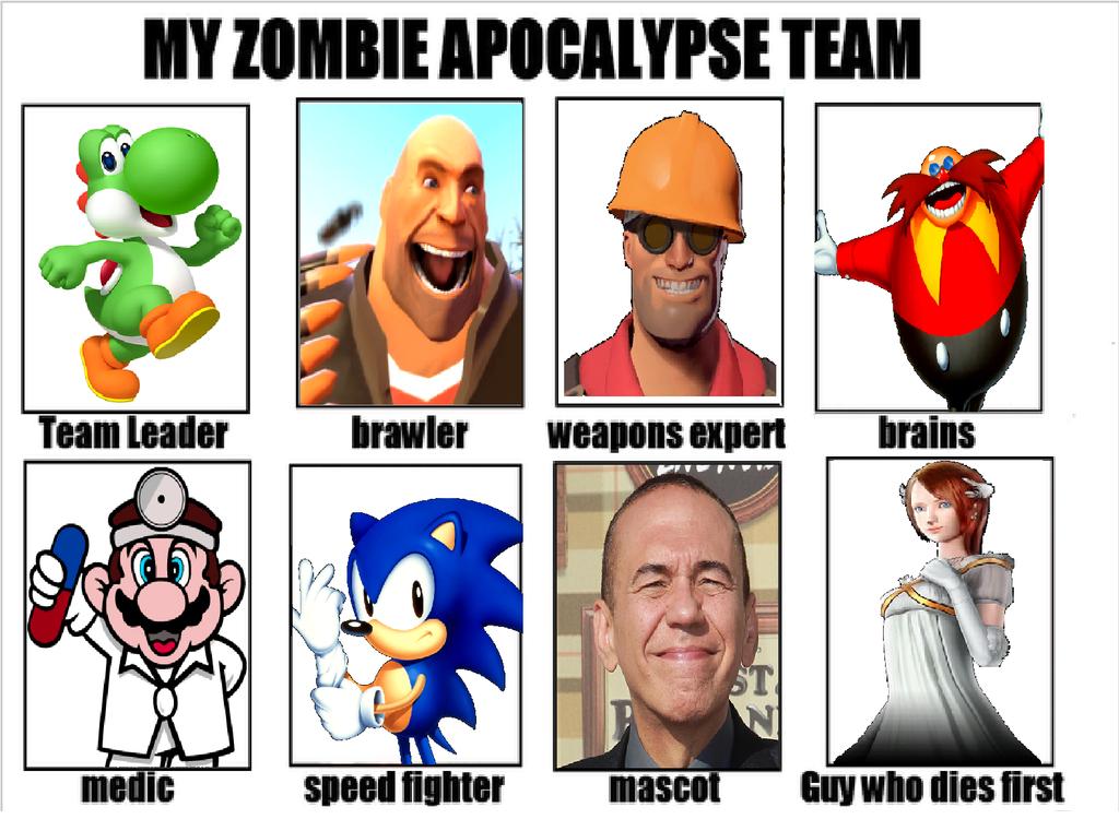 Zombie Essay