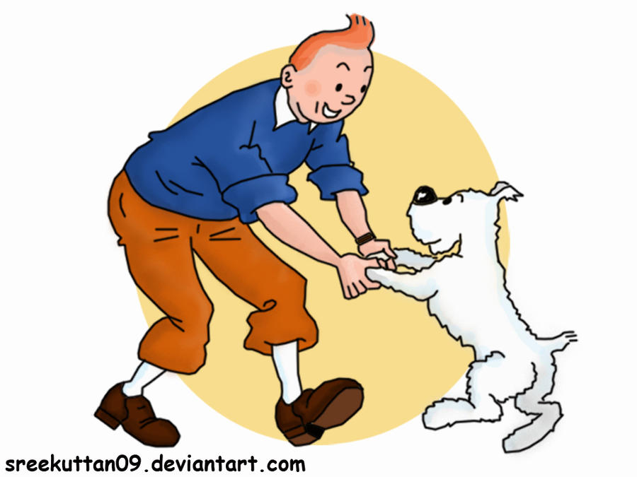 tintin and snowy wallpaper - photo #30