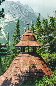High Tatras View (1995)