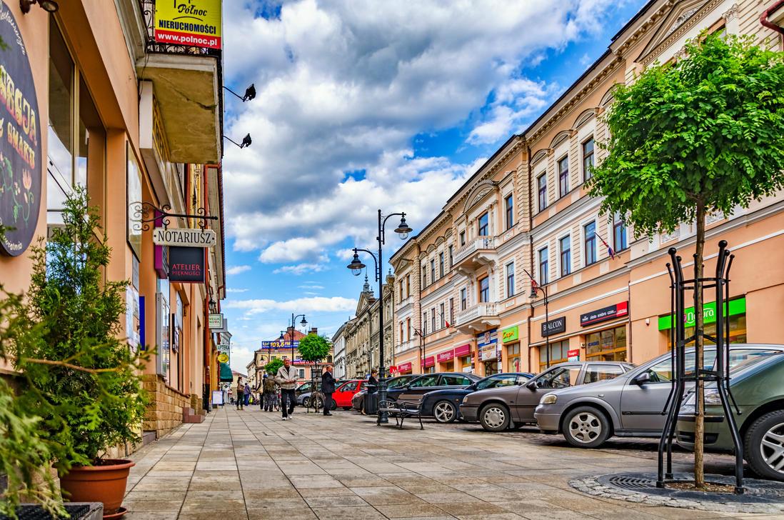 Main Street by marrciano