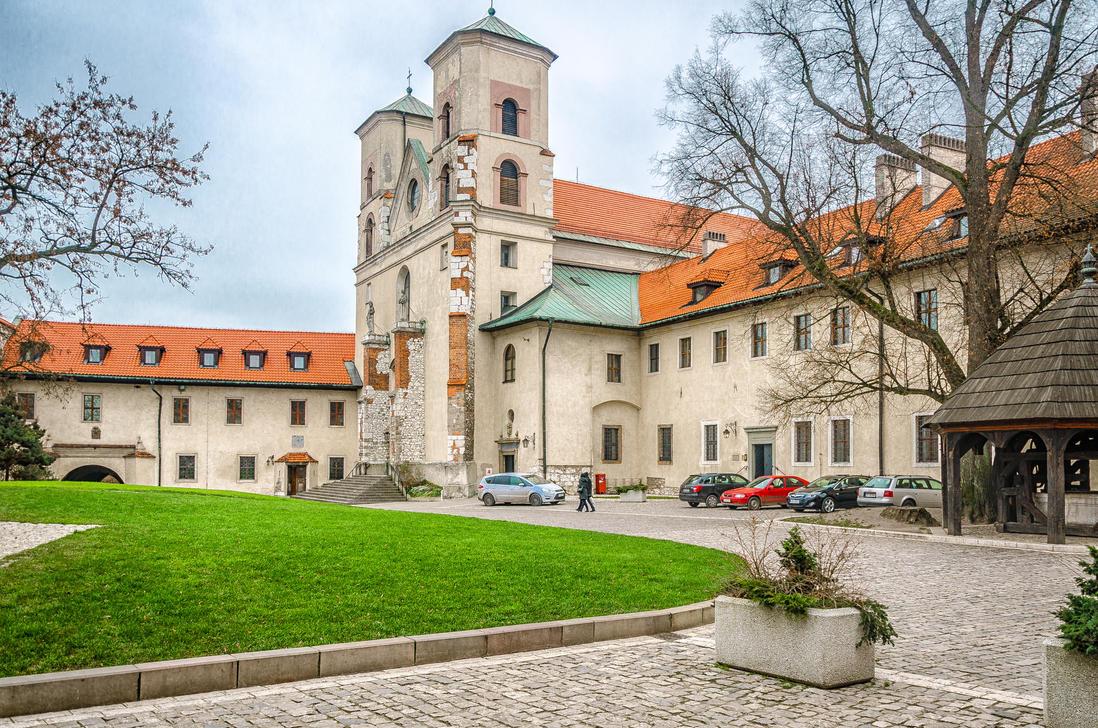 Monastery by marrciano