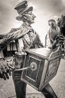 organ grinder by marrciano