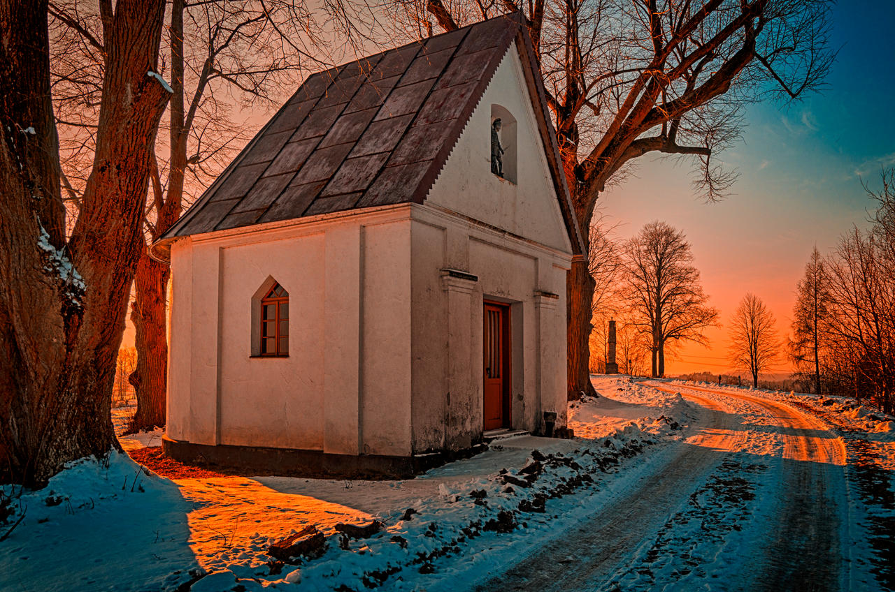 red winter by marrciano