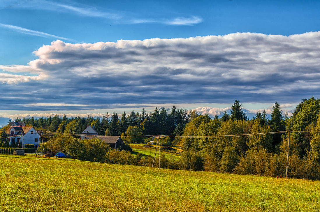 countryside by marrciano