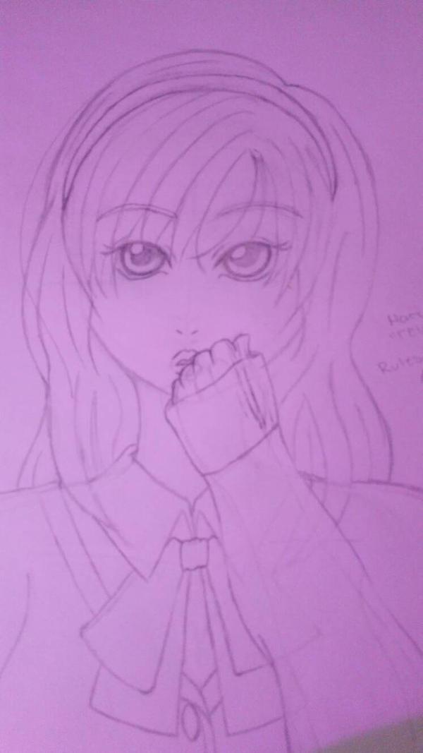 Haruhe Revised (Pencil)  by SoriyaYu