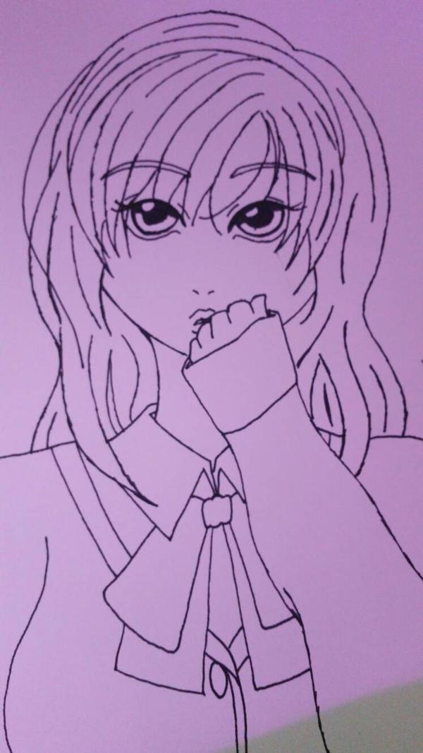 Haruhe Revised (Ink)  by SoriyaYu