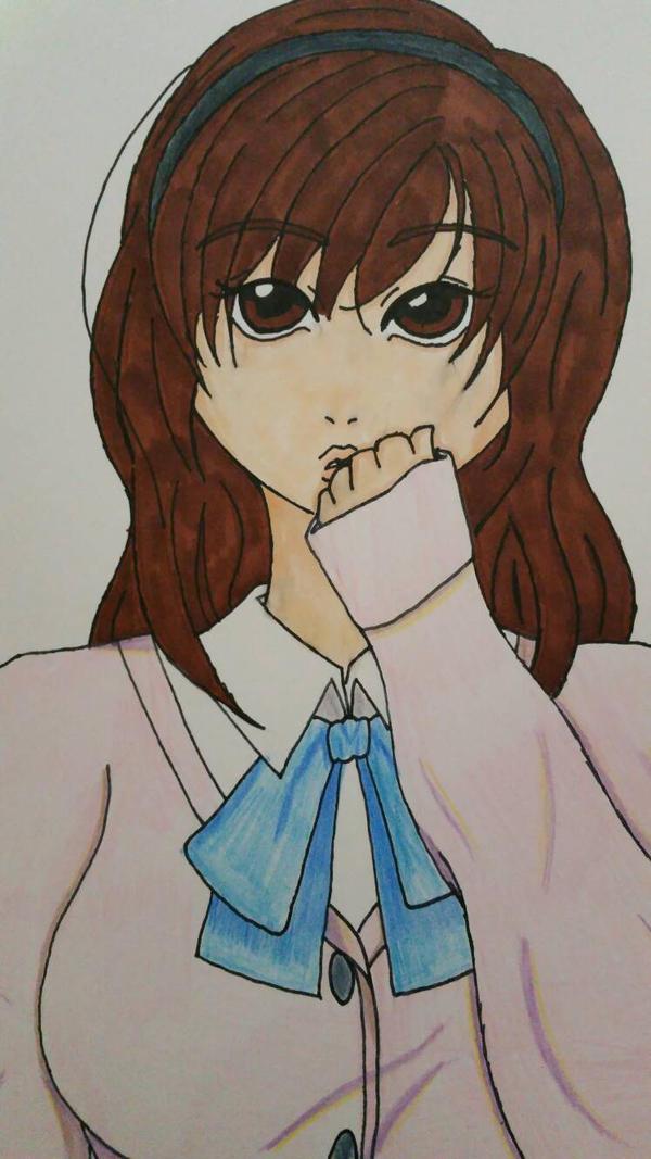 Haruhe Revised (color)  by SoriyaYu