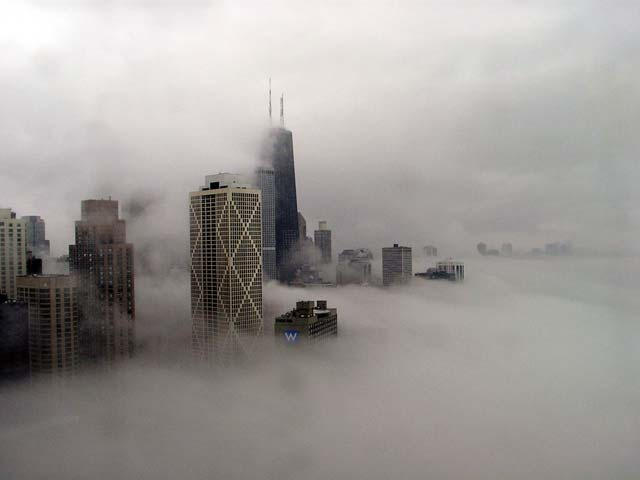 Foggy Day in Chitown