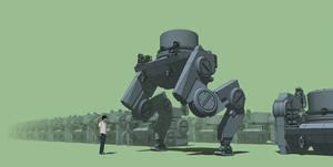 SketchUp Robo by blackbookalpha