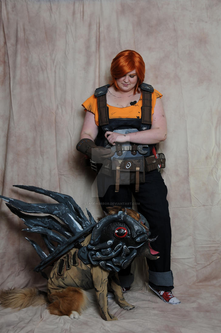Ellie borderlands 2 cosplay