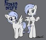 Frigid Drift by SoulveiWinterfall