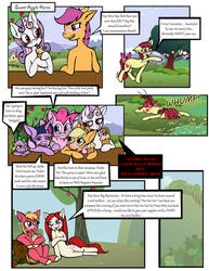 Comic Page One-- Working Title by SoulveiWinterfall