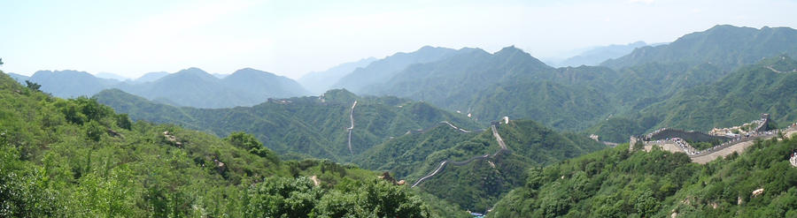The Great Wall of China by Merlinman50