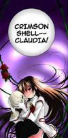 'Crimson shell - Claudia'