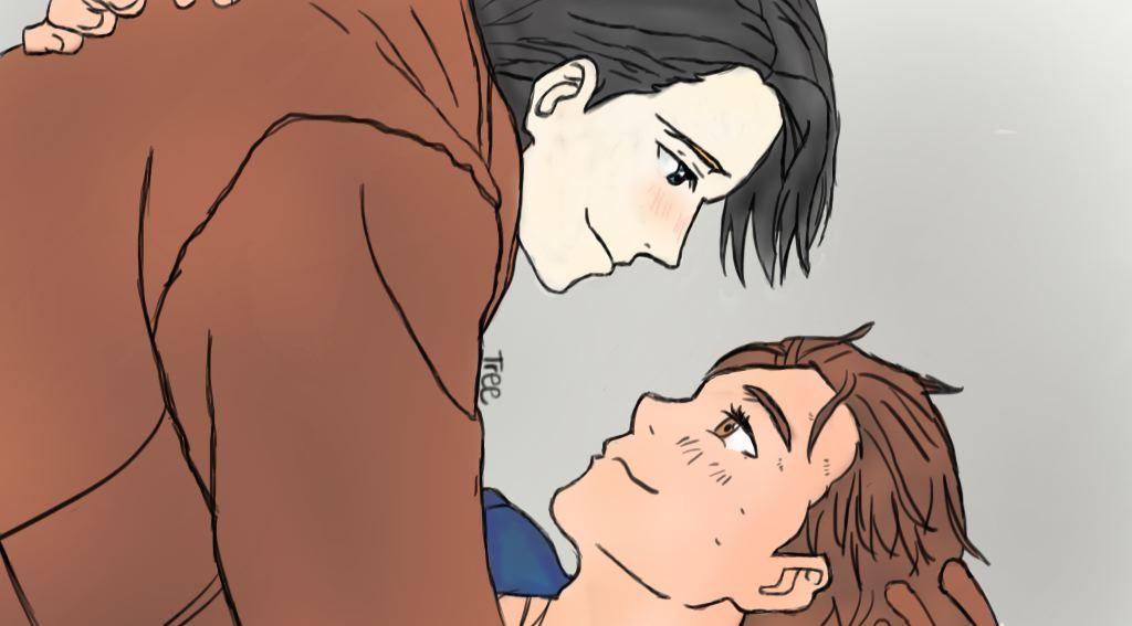 Dan and Phil AU In Yuri On Ice~ by PutATree
