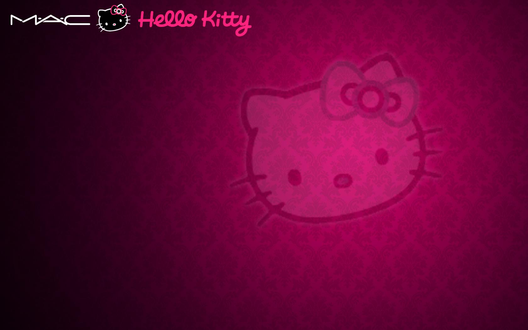MAC Hello Kitty Wallpaper by angeldust