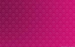 Pink Floral Damask Wallpaper by angeldust