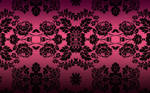 Pink and Black Wallpaper