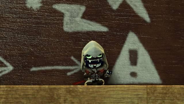 Wanderer as an assassin by nuttbag93