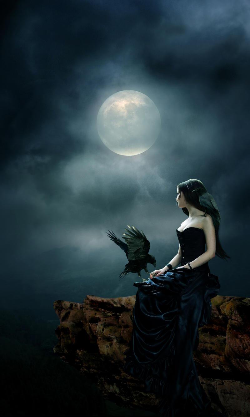 Moonlight Fantasy By Mary Espen On Deviantart