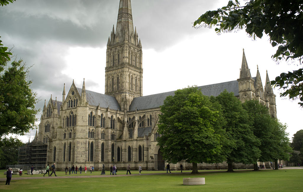 Salisbury Cathedral by NaKhym