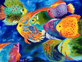 Fashionista Fish
