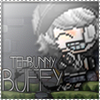 Gift #16 | Buffy (2/3) by HugsnCookies