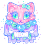 Melty Drip Meow