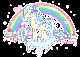 Pastry Pony by MissJediflip