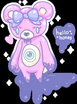 Hello Honey Bear