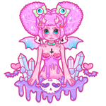 666 Cutie - Art Trade