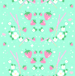 Strawberry Fields Pattern