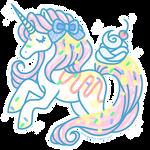 Birthday Cake Pony