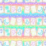 Kawaii Poptart Pattern