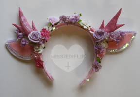 Pink Fawn by MissJediflip