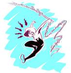Spiderwoman Gwen