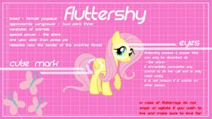 Fluttershy Design 2.0